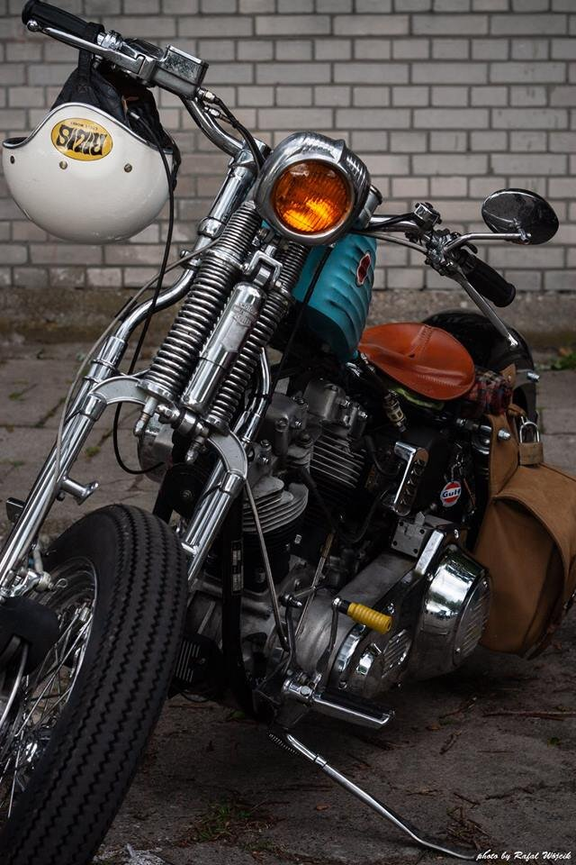 Shovelhead MINI-MAN